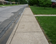 Concrete Cleaning and Concrete Polishing, Sidewalk