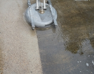 Concrete Cleaning and Concrete Polishing, Driveway