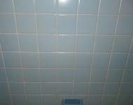 Bathroom Wall Tile Cleaning