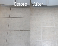 Tile Floor Cleaning and Grout Cleaning